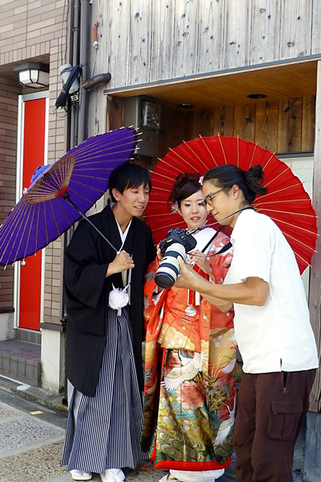 京都 前撮り