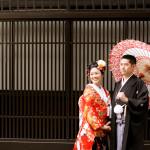 前撮り京都撮影