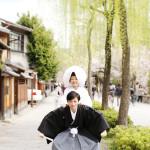 前撮り京都 祇園