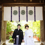 今宮神社で和装前撮り