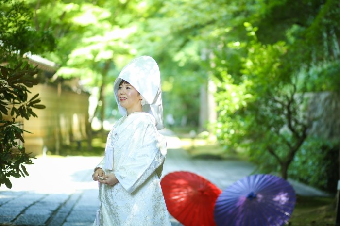 花嫁和婚 古都亭